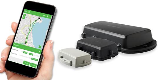 Blipbr long life battery GPS Tracking App