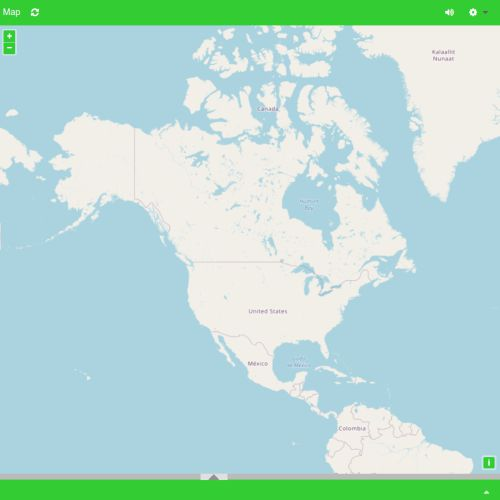 Blipbr GPS works in US & Canada